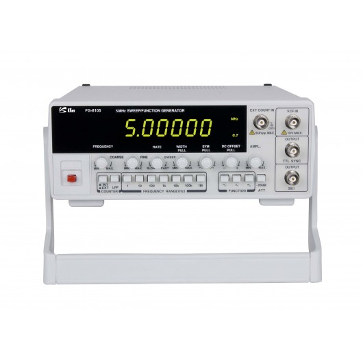 2MHz~10MHz Sweep Function Generator
