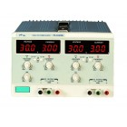 180W Dual Output Linear DC Power Supply