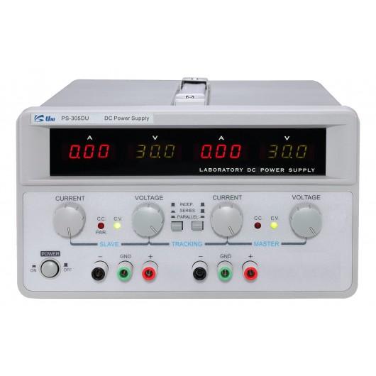 180W~300W Dual Output Linear DC Power Supply